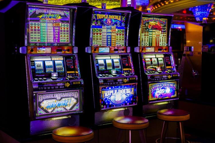 Casino slots och spelautomater
