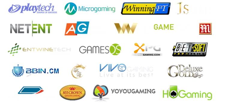 Casino spelutvecklare
