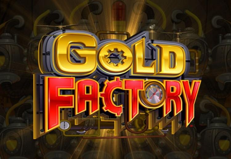 Gold Factory Videoslot