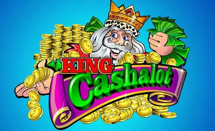 King Cashalot videoslot